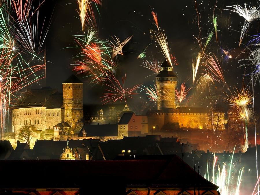 Nürnberg Silvester