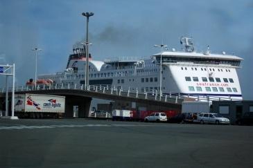 Ferry Terminal Calais